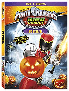Power Rangers Dino Charge: Rise [DVD + Digital]