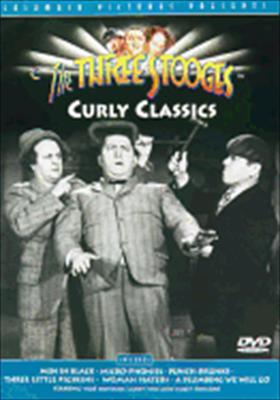 3 Stooges-Curly Classics