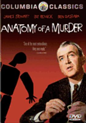 Anatomy of a Murder 0043396070196