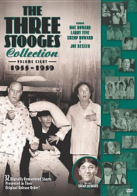 The Three Stooges Collection: Volume Eight 1955-1959