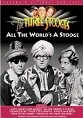 Three Stooges: All the World's a Stooge