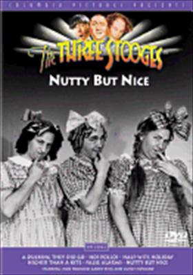 Three Stooges: Nutty But Nice