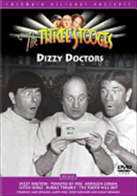 Three Stooges: Dizzy Doctors