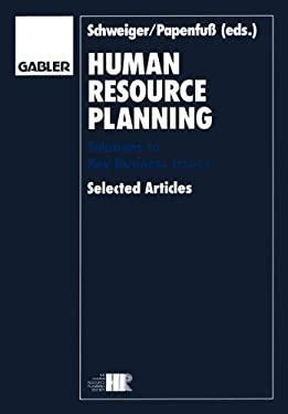 Human Resource Planning 9783409138604