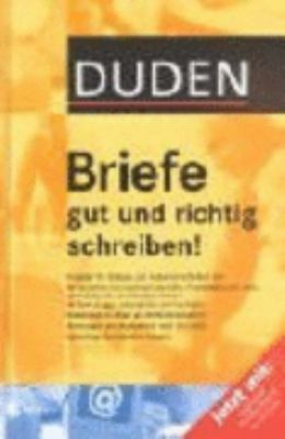 Briefe Gut Und Richtig Schreib (German Edition)