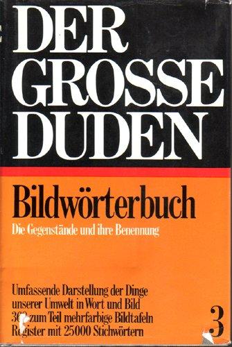 Duden Bildworterbuch Der Deutschen Sprache