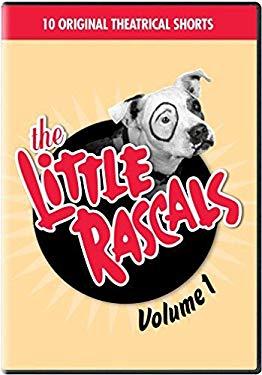 The Little Rascals Vol 1