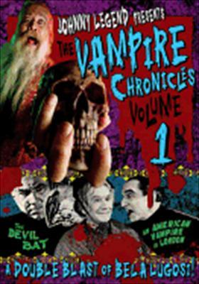 Vampire Chronicles Volume 1