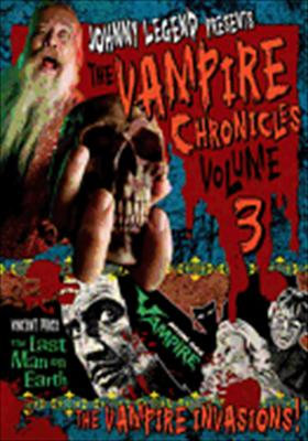 Vampire Chronicles Volume 3