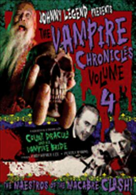 Vampire Chronicles Volume 4