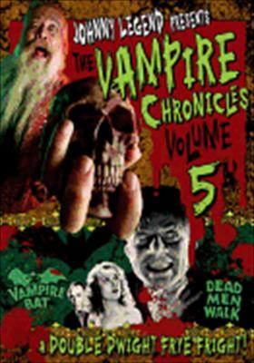 Vampire Chronicles Volume 5