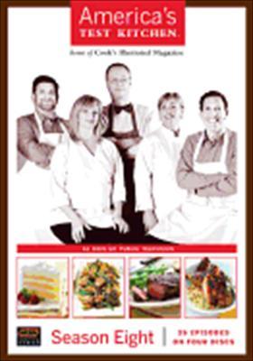 America's Test Kitchen: Season 8