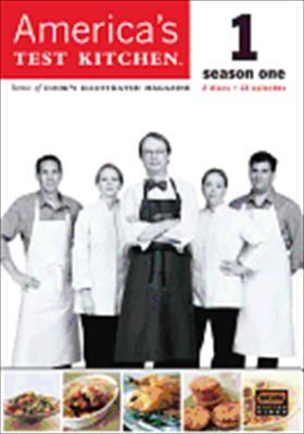 America's Test Kitchen: 1st Season