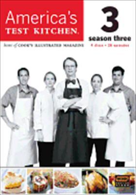 America's Test Kitchen: 3rd Season