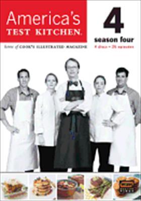America's Test Kitchen: 4th Season