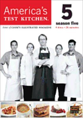 America's Test Kitchen: 5th Season