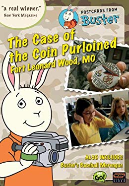 Postcards from Buster: The Case of the Coin Purloined