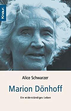 Marion Dnhoff. Ein widerstndiges Leben.