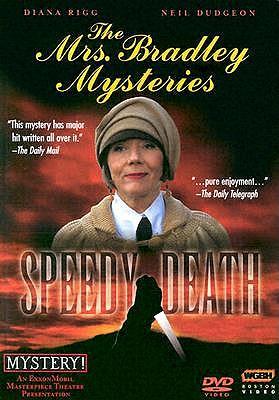 Mrs Bradleys Mysteries-Speedy Death