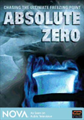 Nova: Absolute Zero 0783421424494