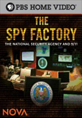 Nova: The Spy Factory