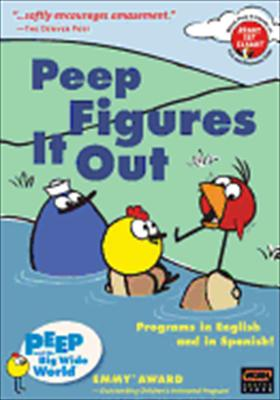 Peep & the Big Wide World: Peep Figures It Out