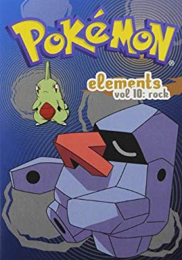 Pokemon Elements Vol. 10 (Rock)