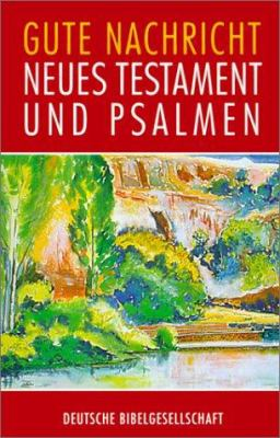 German New Testament with Psalms 9783438026804