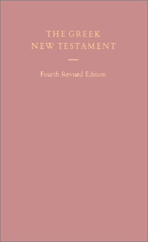 Greek New Testament-FL 9783438051110