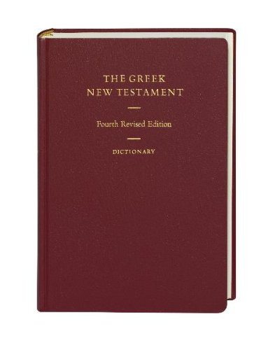 Greek New Testament-FL 9783438051370