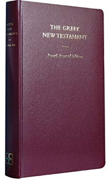 Greek New Testament-FL-Nestle-Aland 9783438051103