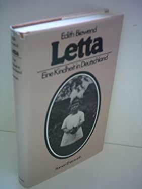 Letta: Eine Kindheit in Deutschland : Roman (German Edition)