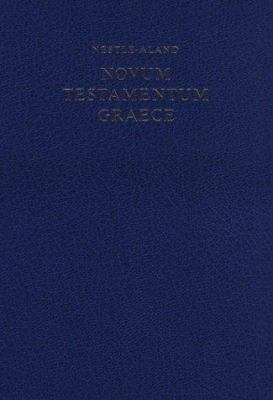 Novum Testamentum Graece-FL-Nestle-Aland 9783438051004