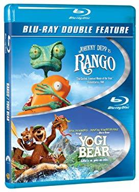 Rango/Yogi Bear (BD) (DBFE) [Blu-ray]