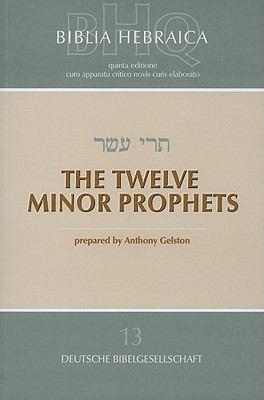 The Twelve Minor Prophets 9783438052735