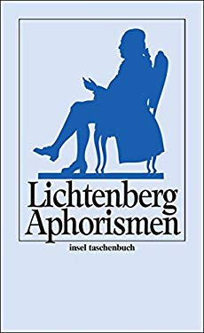 Aphorismen. - Lichtenberg, Georg Christoph, Batt, Kurt.