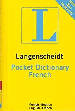 Langenscheidt Pocket Dictionary: French 9783468981340