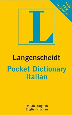Pocket Italian Dictionary 9783468981418