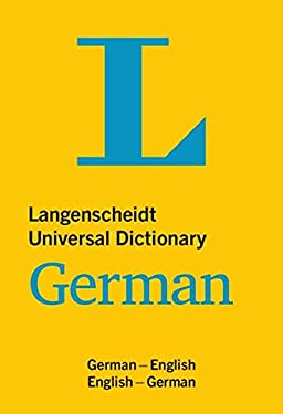 Langenscheidt Universal Dictionary: German 9783468981685