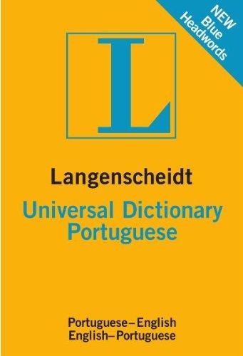 Langenscheidt Universal Dictionary: Portuguese 9783468981821