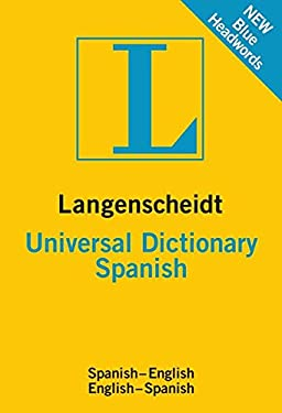 Langenscheidt Universal Dictionary: Spanish 9783468981869