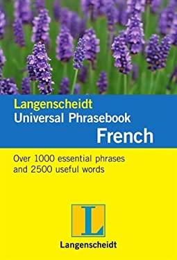 Langenscheidt Universal Phrasebook: French 9783468989858