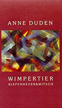 Wimpertier.