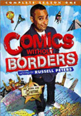 Comics Without Borders: Complete Season One 0883476005911
