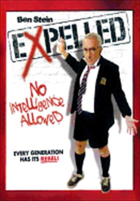 Expelled: No Intelligence Allowed 0883476004921