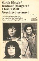 Geschlechtertausch: Drei Geschichten uber die Umwandlung der Verhaltnisse (Sammlung Luchterhand) (German Edition) - Kirsch, Sarah