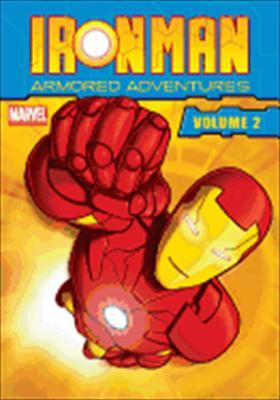 Iron Man Armored Adventures: Volume 2