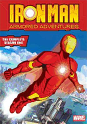 Iron Man Armored Adventures: The Complete Season One