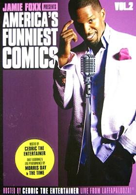 Jamie Foxx Volume 2: Americas Funniest Comics