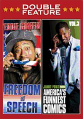 The Freedom of Speech / Jamie Foxx Volume 3